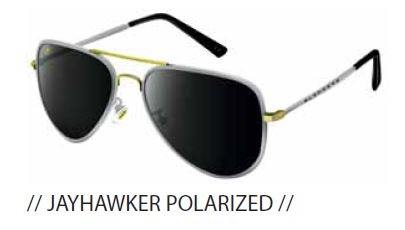 Blenders A Series V.2 Jayhawker Sunglasses