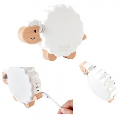 Hape Sleepy Sheepy Night Light + Music