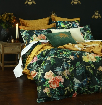 Kiku 300 Thread Ct King Duvet Cover Set