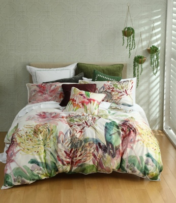 Botanica 300 Thread Ct King Duvet Cover Set