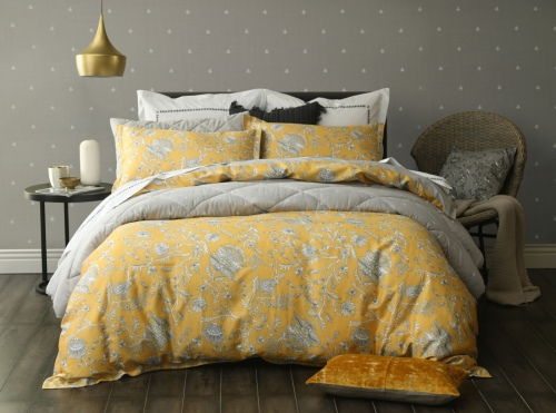 Simone 300 Thread Ct King Duvet Cover Set