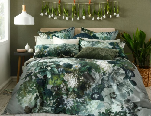 Florian 300Tc Cotton Sateen Super King Duvet Cover