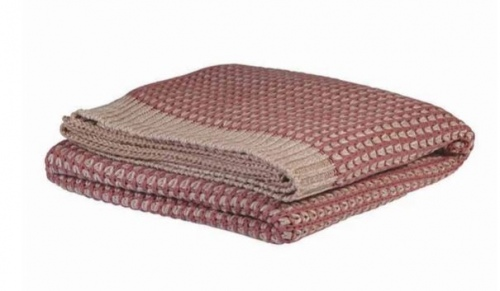 Hepburn Rose Throw 130X150Cm