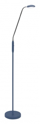 Dylan Floor Lamp Navy 150Cm High Led
