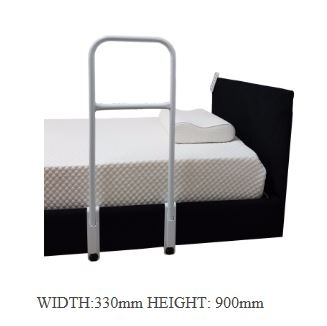 High Side Rail For Adjustable Bed