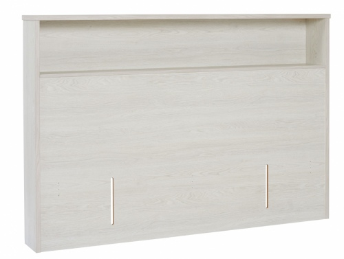 Atlas Queen Full Headboard Blonde 1742X1200