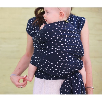 Boba Wrap Prints Seville Stretchy Baby Carrier