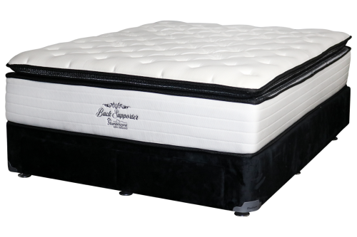 Back Supporter Ct 2.0 Single Mattress & Base