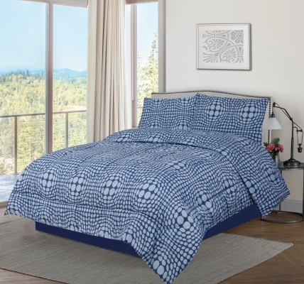 Marlborough Brock Comforter Blanket Queen