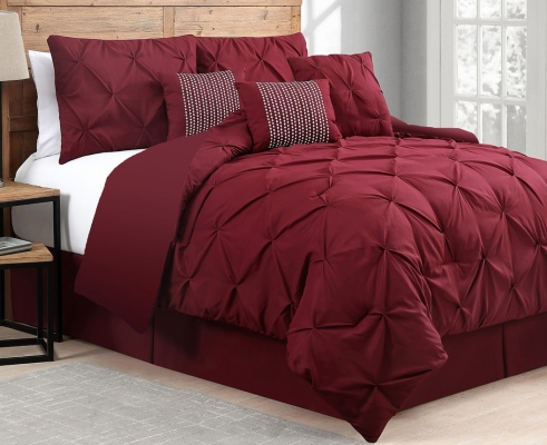 Marlborough Cooper 8Pc Comforter Set Queen