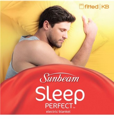 Sleep Perfect King   Fitted Electric Blanket