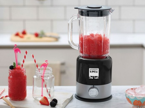 Kenwood Kmix Black 800W Blender 1.6L Glass Jug