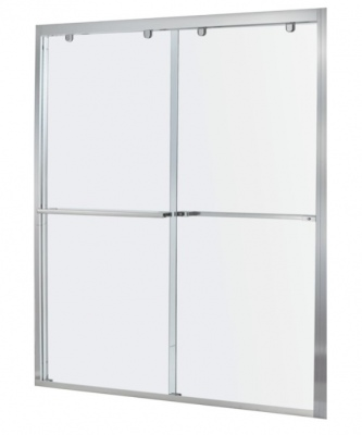Frankfurt Sliding Shower Door 1650X1900Mm
