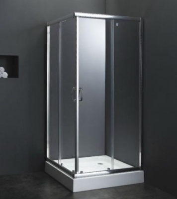 Prague Shower Square 900X900X1850Mm