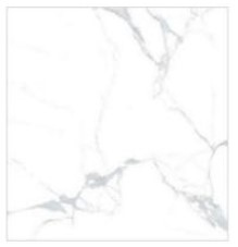 Marble White Glossy Tile 800X800Mm X 3  1.92Sq