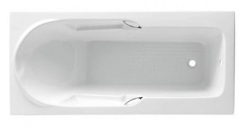Nancy 1600 Drop-In Bath Tub 1595X765X380Mm