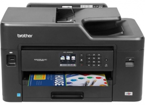 Brother Mfcj5330Dw A4 Colour Inkjet Multifuction