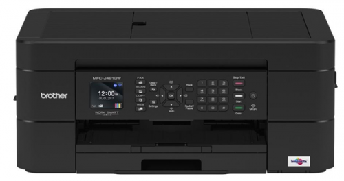 Brother Mfc-J491Dw 12Ipm A4 Inkjet Multi Function