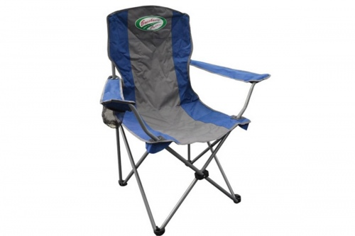 Breakaway Everyday Camping Chair Navy & Grey