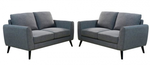 Cameron 2+ 2 Seater Columbia Storm Fabric