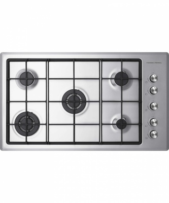 F&P Gas Cooktop 5 Burner Ng