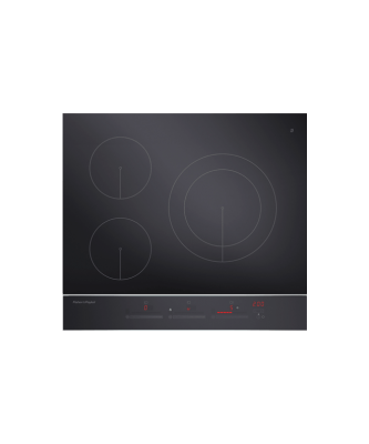 F&P Induction 3 Zone Cooktop 49X600X530