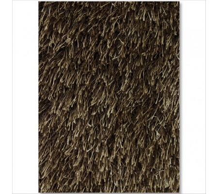 Celeste Plus Polyester Fine Shaggy Taupe 1.9X2.9