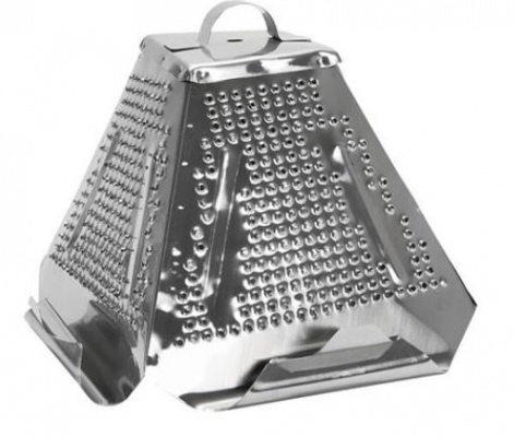 Campmaster S/Steel Pyramid Camp Toaster