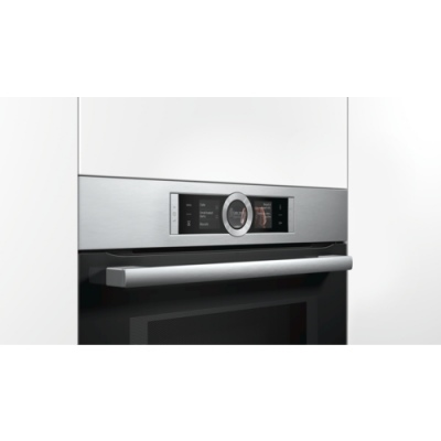 Bosch Compact Oven/Microwave Stainless 595X548X455