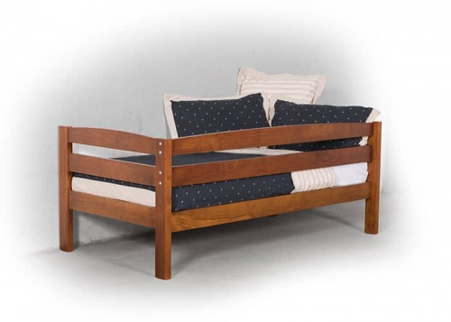 Coaster Day-Bed King Single Rimu Stain 1040 X 800H