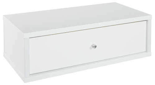 Cosmo Under Bed Storage 1 Draw White 794X255H