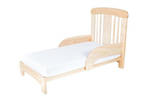 Cariboo Classic Toddler Bed Conversion Natural Sta