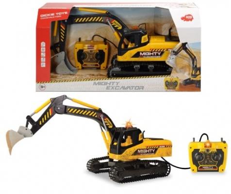 Dickie Mighty Excavator Remote Control 70Cm