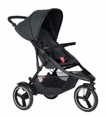 Phil & Teds Dash Buggy With Black Liner