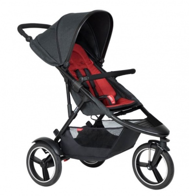 Phil & Teds Dash Buggy With Chilli Liner