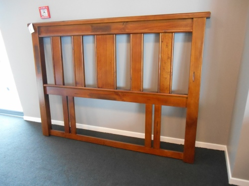 Albury Queen/King Headboard Pine Wood