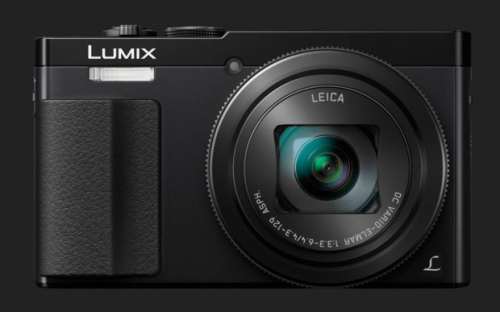 Panasonic Lumix Travel Digital Camera Black