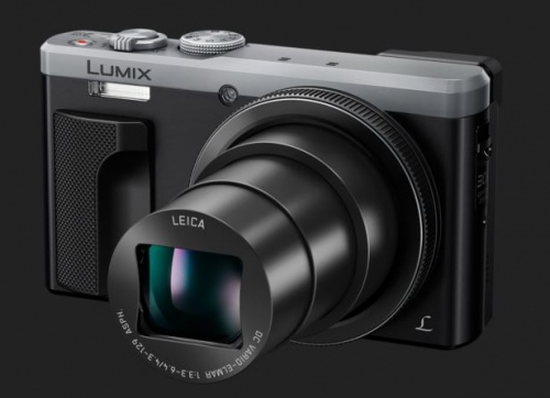 Panasonic Lumix Travel 4K Digital Camera Silver