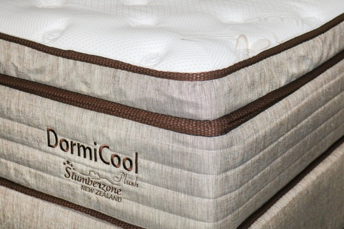 Dormicool Ct 3 Plush Single Matt & Base