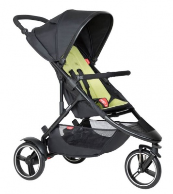 Phil & Teds Dot Buggy With Apple Liner