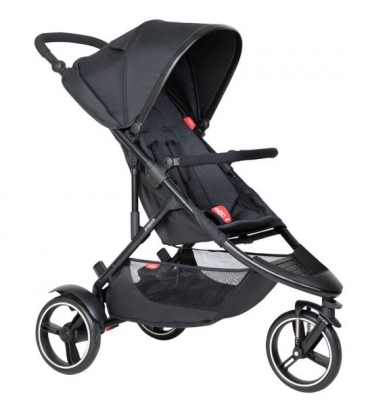 Phil & Teds Dot Buggy With Black Liner