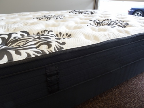Norah Plush Double Mattress & Base Pocket Spring