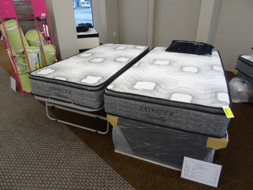 Snoozer Trundler Bed King Single & Single Bed Pock