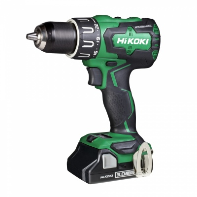 Hikoki 18V Impact Drill Charger And Battery