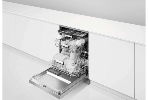 F&P Lcd Display 15 Place Dishwasher 870X597X600
