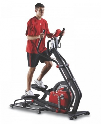 Spirit Cg800 Elliptical Crosstrainer 1760X610X1680