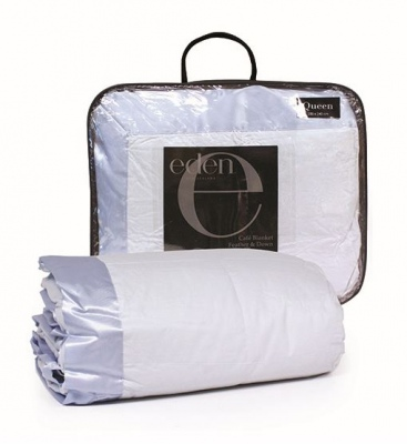 Eden Cafe Blanket Single/Ksingle Duckegg 180X230Cm
