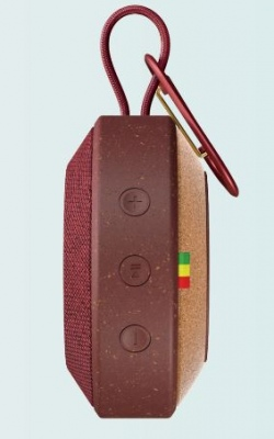 Marley No Bounds Bluetooth Speaker Red