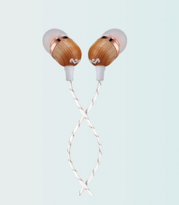 Marley Smile Jamaica In Ear Headphones Copper