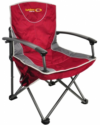 Hastings Beach Chair Maroon